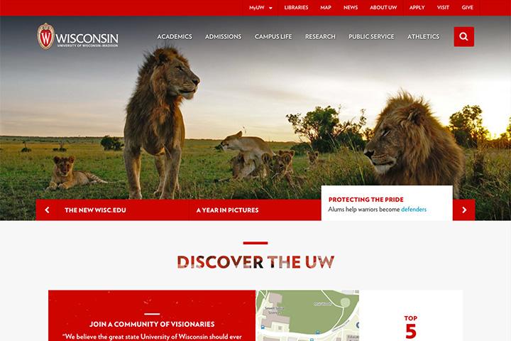 UW Homepage